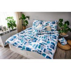 shumee Posteľné obliečky DITA, Abstract blue