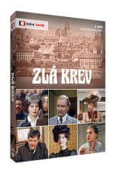 Zlá krev - remasterovaná verze (3DVD) - DVD