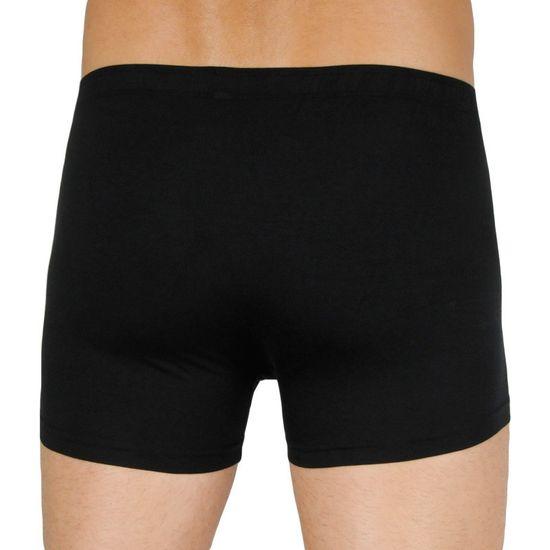 Gino Pánské boxerky černé (73096)