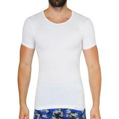 Gino Pánské tričko bambusové bílé (58006) - velikost S