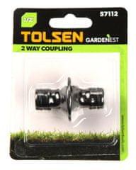 "Tolsen Tools Dvojcestná spojka 1/2"" TOLSEN"