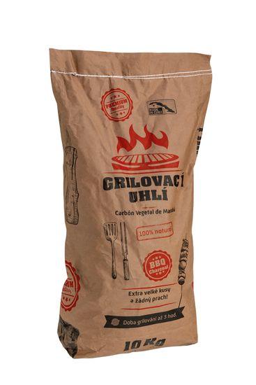 Carbón Vegetal de Marabú Dřevěné uhlí 10 kg