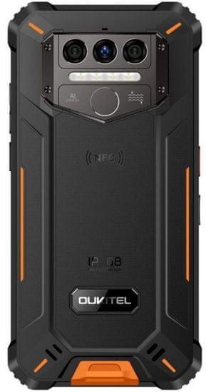 Oukitel WP9, 6GB/128GB, Orange