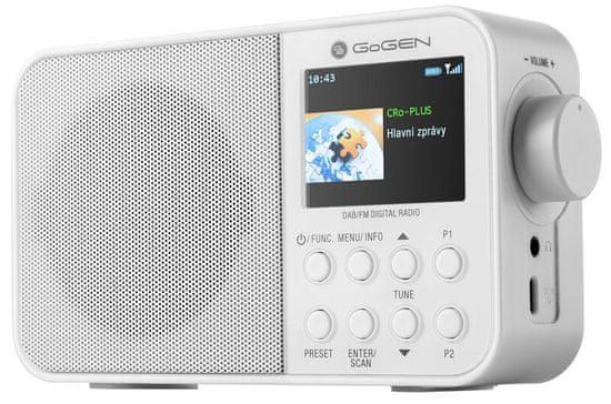 GoGEN DAB 500 BT CW