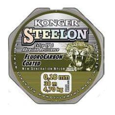 Konger STEELON FLUOROCARBON COATED 30m  0,12mm