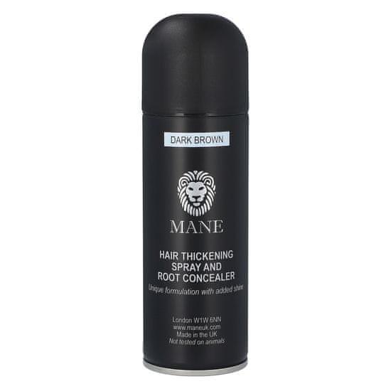 Mane vlasový zesilovač 200ml sprej pro okamžité zahuštění vlasů odstín: Šedá (Grey)