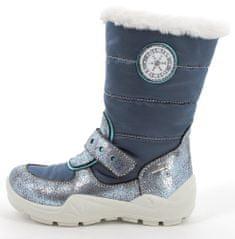Primigi dekliški škornji z membrano Goretex (8384322), 30, modri