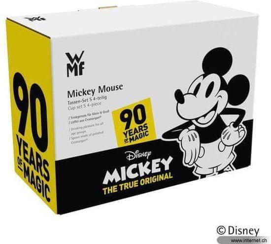 WMF Mickey Mouse otroški set, 4-delni