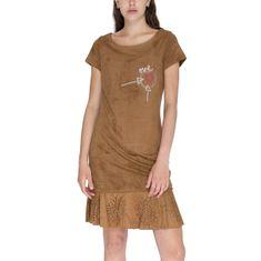 Desigual Šaty Woman Knitted Dress Sleeveless M