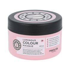 Maria Nila Hydratačná a vyživujúca maska pre farbené vlasy Luminous Colour (Masque) 250 ml