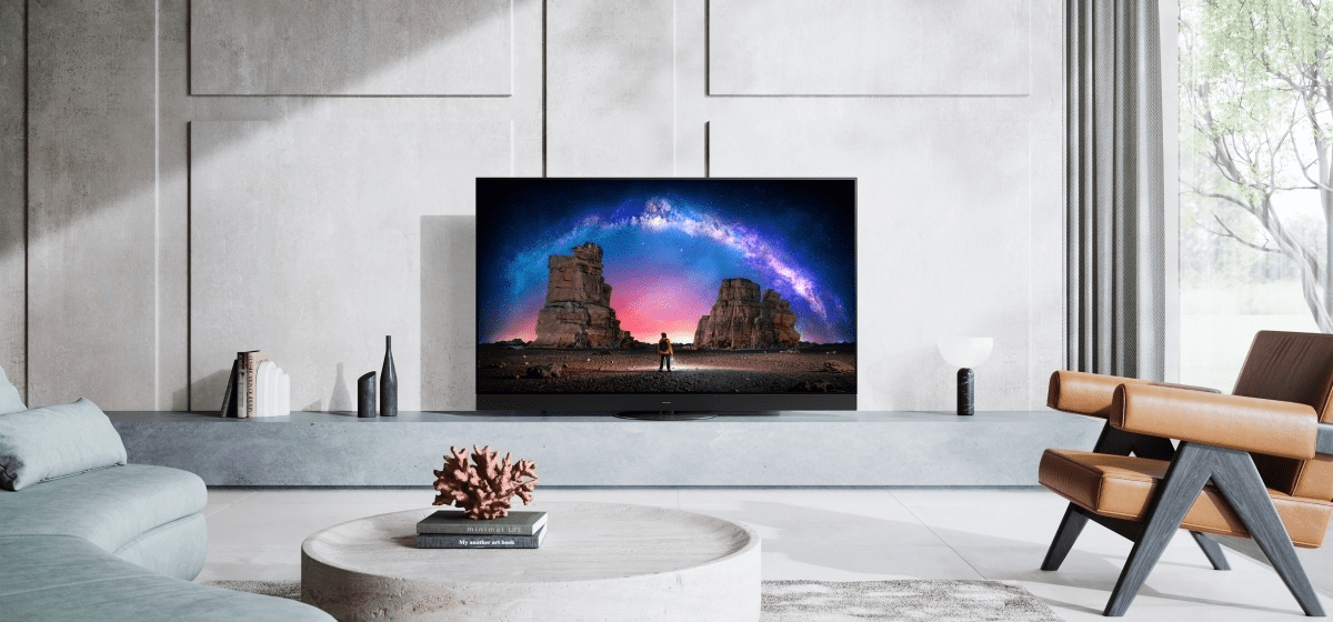 Panasonic TV OLED TV 4K 2021 technika