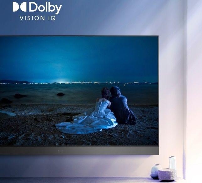 Panasonic OLED TV 4K 2021 dolby vision iq filmkészítői mód james cameron christopher nolan martin scorsese