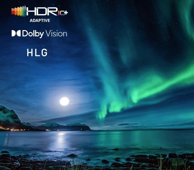 Panasonic TV televízió OLED 4K 2021 hdr nagy dinamikatartomány dolby vision hlg hdr10 hdr10+ adaptive
