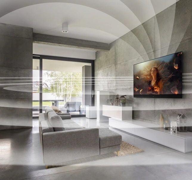 Panasonic TV OLED 4K 2021 360゚Soundscape Pro dolby atmos