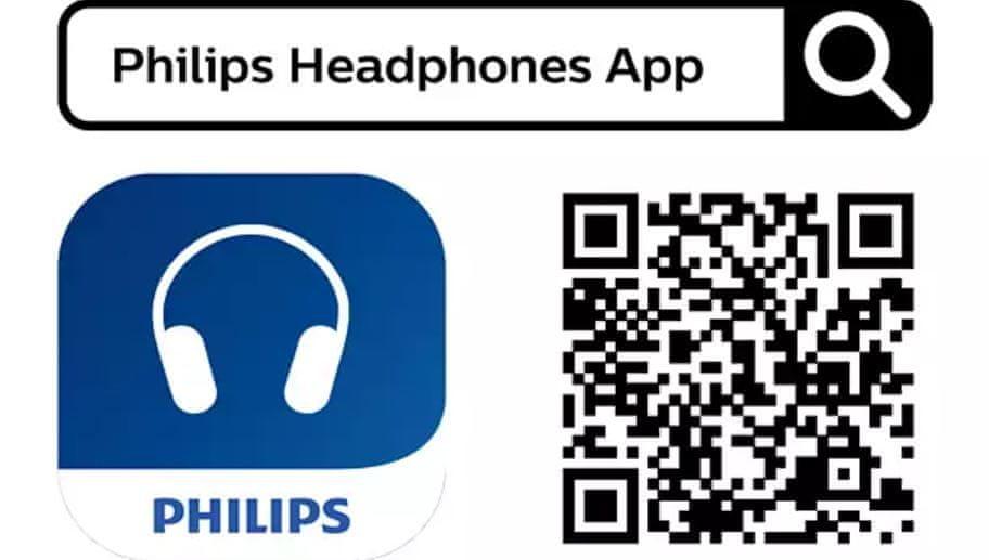 Philips Headphones aplikacija