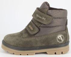 Primigi buty zimowe chłopięce za kostkę, z membraną Goretex 8415711 26 zielone
