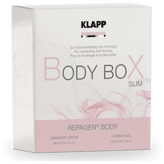 KLAPP Cosmetics Body Box Slim