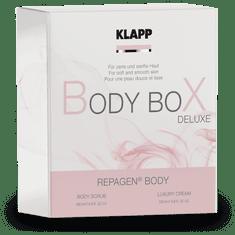 KLAPP Cosmetics Body Box Deluxe