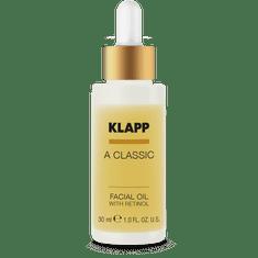 KLAPP Cosmetics Facial Oil With Retinol, 30 ml