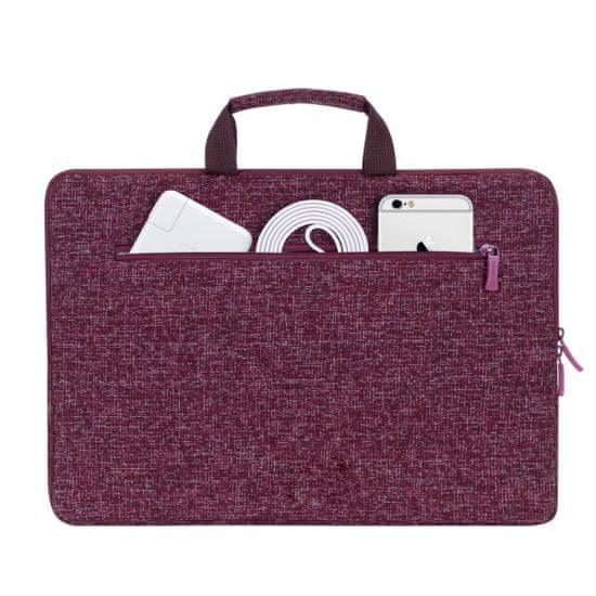RivaCase 7513 torbica za prenosnike in tablice do 33,78 cm (13,3''), rdeča