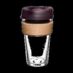 Keep Cup kubek termiczny Brew Cork Alder 454 ml L szklany