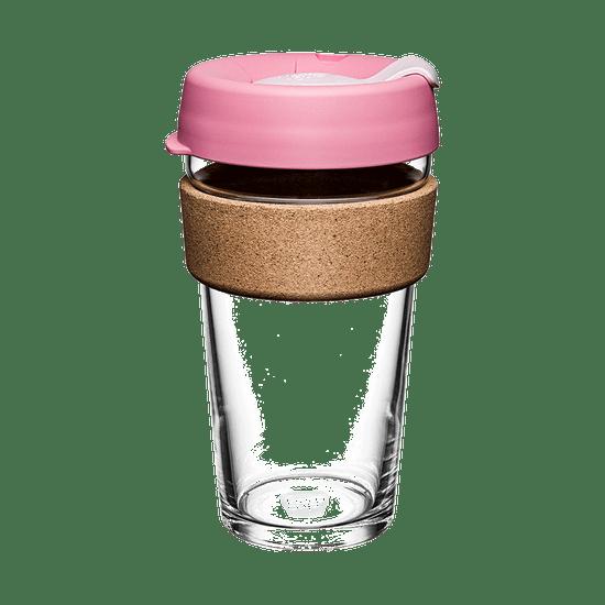 Keep Cup Brew Cork Australis L termo posuda, staklena, 454 ml