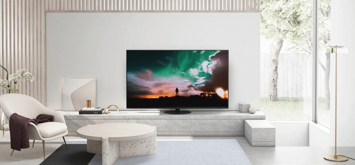 Panasonic TV televízió OLED 4K 2021 JZ980 hcx pro ai minőségi kép dolby atmos