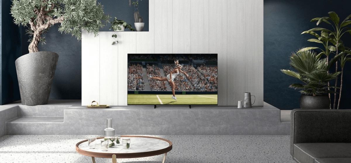 Panasonic TV 2021 JX940 hcx 4K ai csúcsminőségű kép