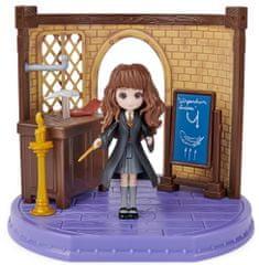 Spin Master Harry Potter Magiczna klasa z figurką Hermiony