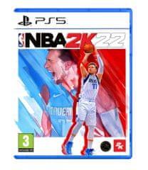 Take 2 NBA 2K22 Standard Edition igra (PS5)
