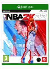Take 2 NBA 2K22 Standard Edition igra (Xbox One)