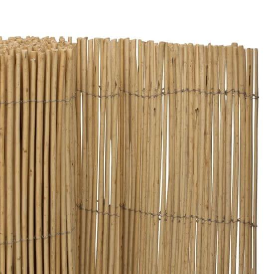 shumee fűzfa kerítés 5 x 1,2 m