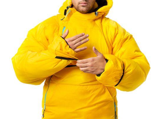 Selkbag Spací pytel Selkbag Original 6G Lemon River Velikost: S:137-150cm