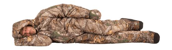 Selkbag Spací pytel Selkbag Instinct Realtree Edge Velikost: XLW:180-193cm