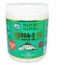Australian Remedy Omega-3 1000 mg rybí olej 200+10 kaps