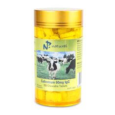 Australian Remedy Colostrum (kolostrum) 60mg IgG 100 žvýkacích tablet