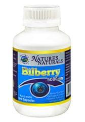 Australian Remedy Bilberry 5000 mg 100 kapslí