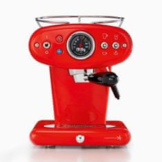 illy kávovar na kapsle X1 ANNIVERSARY červená