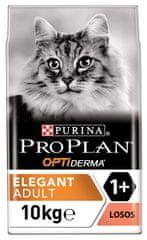 Purina Pro Plan Cat ELEGANT losos 10 kg