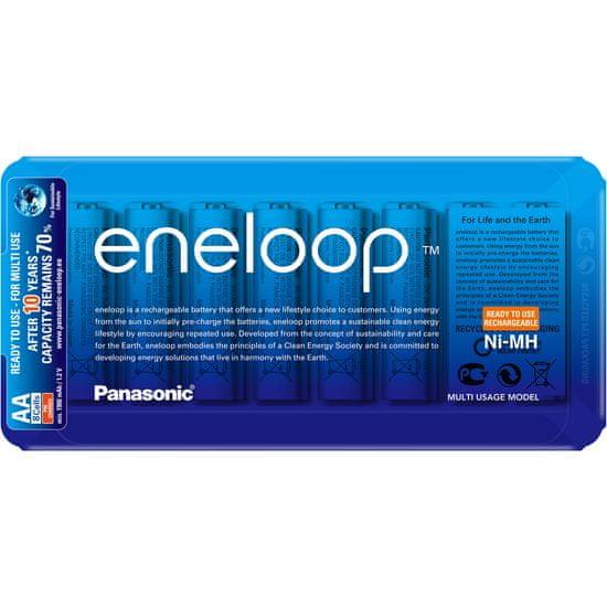 PANASONIC Eneloop Sliding Pack AA 8 db 1900 mAh (BK-3MCCE/8LE)