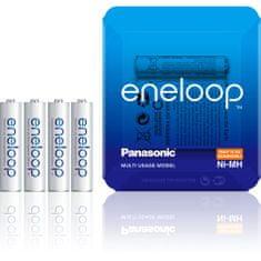 Panasonic Eneloop Sliding Pack AAA 4 ks 750 mAh (4MCCE/4L)</