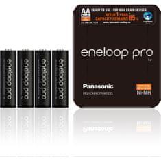 Panasonic Eneloop Pro Sliding Pack AA 4 ks 2500 mAh (3HCDE/4LE)