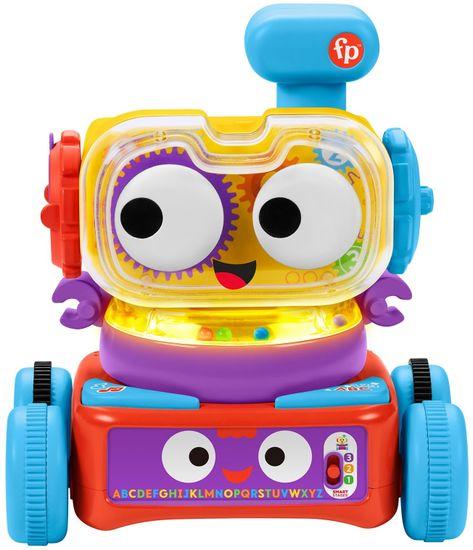 Fisher-Price Mluvící robot 4 v 1
