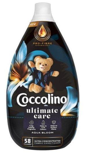 Coccolino Deluxe Aqua Bloom öblítő 870ml