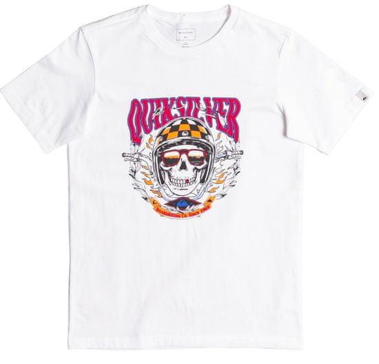 Quiksilver koszulka chłopięca Biker skull ss youth EQBZT04373-WBB0