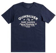 Quiksilver Closed captions ss youth EQBZT04371-BYJ0 fiú póló, 8, fekete