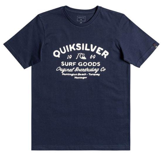 Quiksilver chlapčenské tričko Closed captions ss youth EQBZT04371-BYJ0