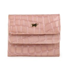 Braun Büffel Dámská kožená peněženka Verona 40015-320 růžová