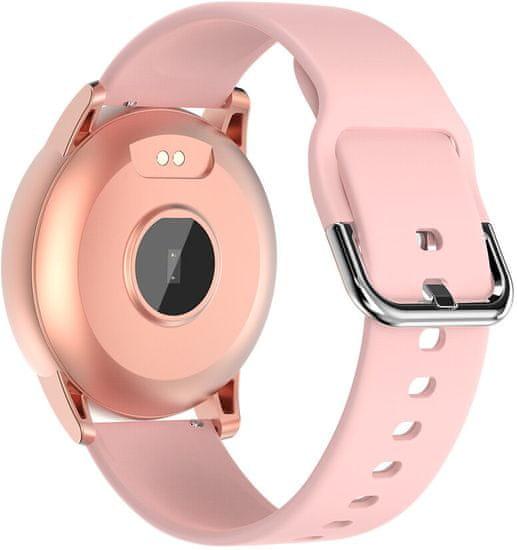 Cube Smart Bracelet ZL01s, Pink
