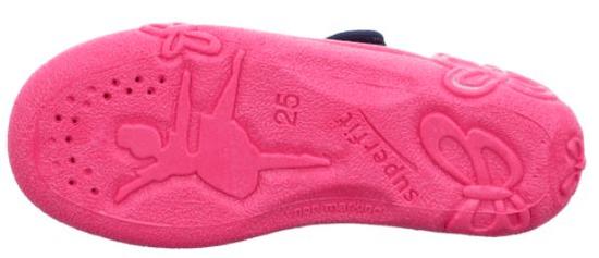 Superfit 18002888010 Belinda papuče za djevojčice